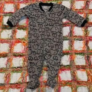PL Baby Onesie Footie Pajamas